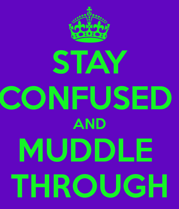 stay-confused-and-muddle-through
