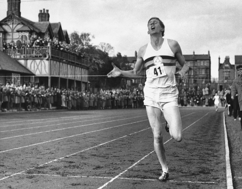 AP Bannister 60 Years Athletics